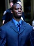 Plaxico Weapons Charges Football TOPIX